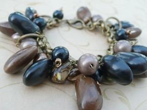 Chunky Bean Bracelet by SFdesigner