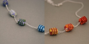 Paper beads from Papermode
