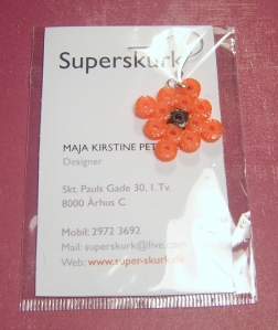 Earring from Superskurk